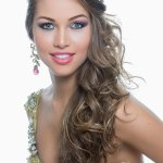 Daniela Herrera,Miss Colombia is one of the Miss International 2016 contestants