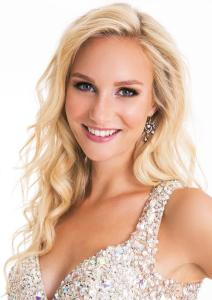 Mette Riis Sørensen is representing Denmark at Miss United Continents 2016