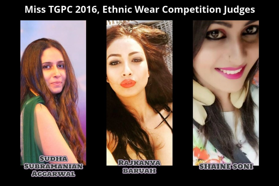 Miss TGPC 2016: Episode 6, Ethnic Wear Competition [Video]