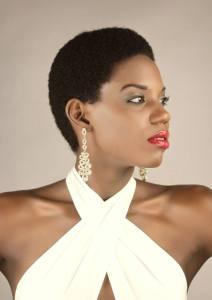 Mideline Joseph is representing Haiti at Miss United Continents 2016