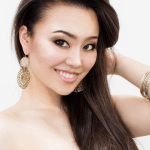 Emiri Shimizu is representing Japan at Miss United Continents 2016