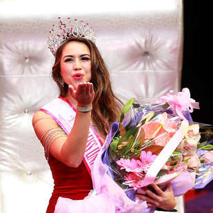 Tania Dawson crowned Miss Universe New Zealand 2016