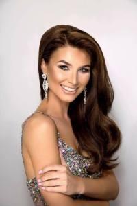 Romy Simpkins,Miss United Kingdom is one of the Miss International 2016 contestants