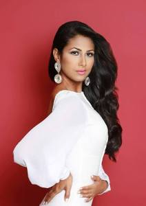 Angelica Wildman is representing Venezuela at Miss United Continents 2016