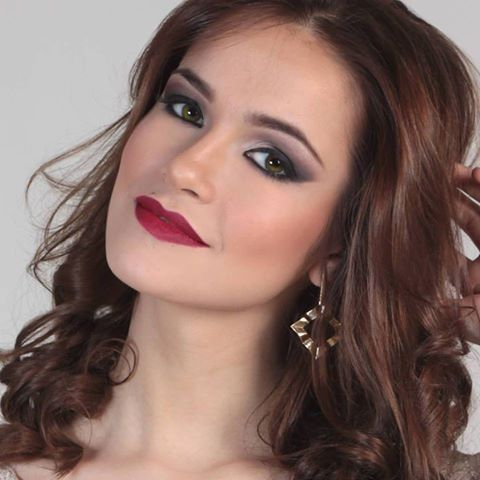 Camila Macias Replaces Elena Rock As Miss World Argentina 2016 The