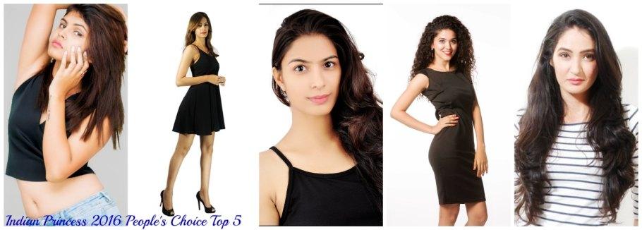 Indian Princess 2016 People's Choice