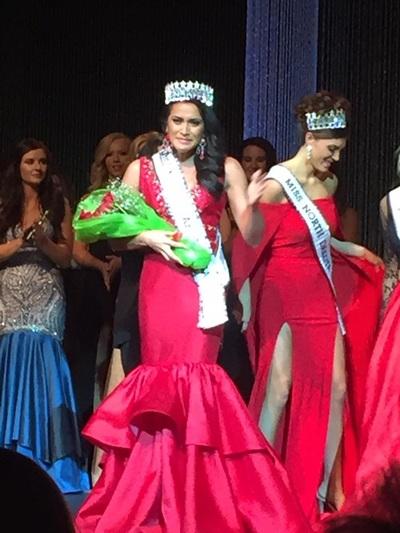 Raquel Wellentin won Miss North Dakota USA 2017 crown she will represent North Dakota at Miss USA 2017