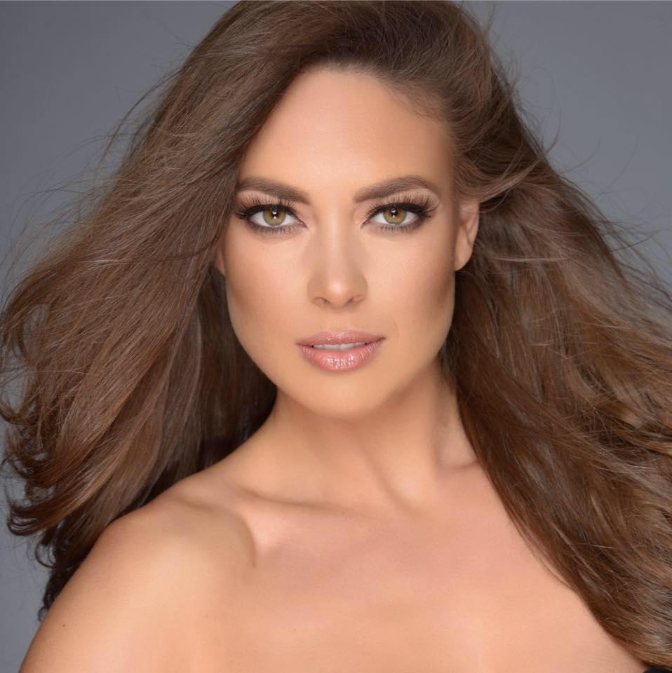 Alyssa London is representing Alaska at Miss USA 2017