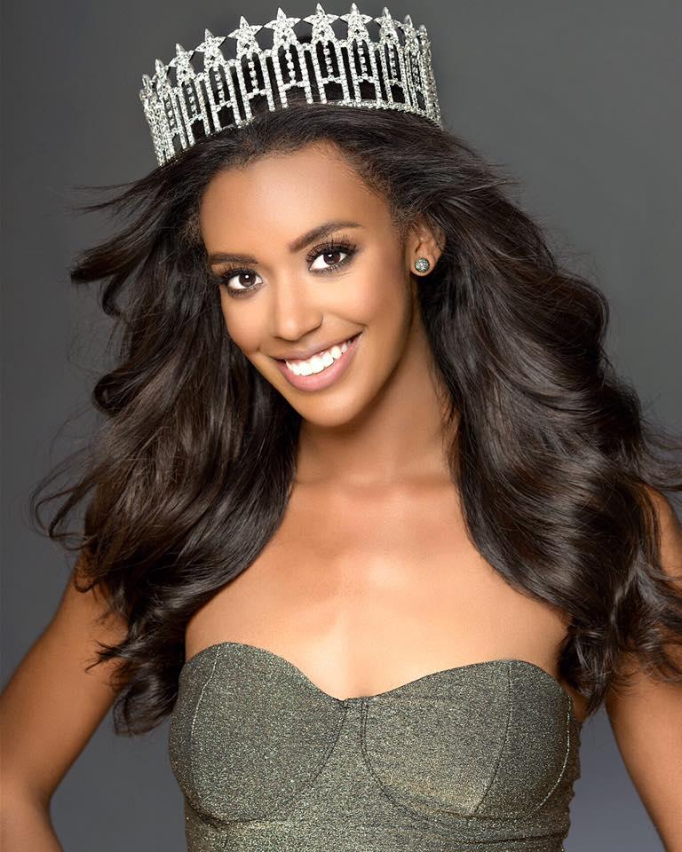India Williams is representing California at Miss USA 2017