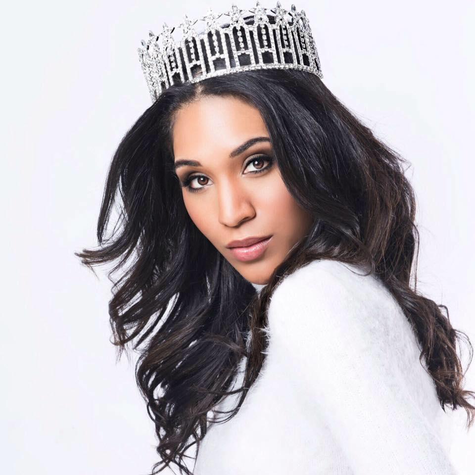 Catherine Carmichael is representing Kansas at Miss USA 2017