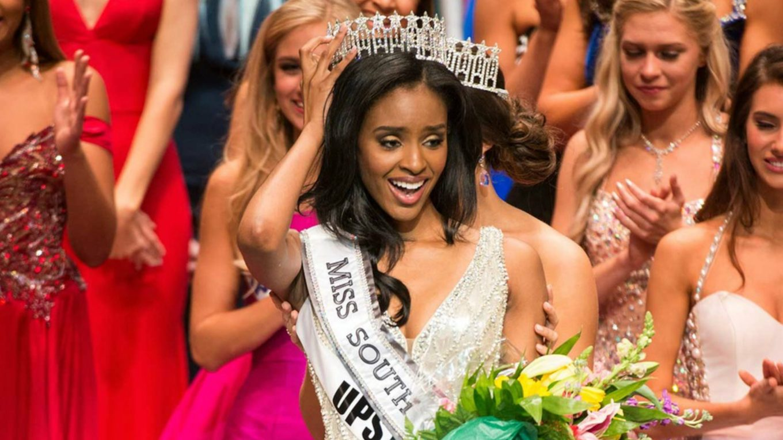 Megan Gordon won Miss South Carolina USA 2017 she will represent South Carolina at Miss USA 2017