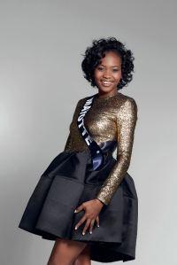 Naïma Madi Mahadali is representing Mayotte at Miss France 2017