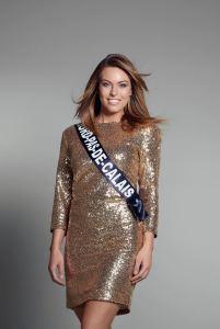 Laurine Maricau is representing Nord-Pas-de-Calais at Miss France 2017