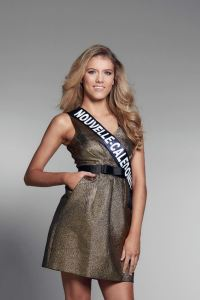 Andréa Lux is representing Nouvelle-Calédonie at Miss France 2017