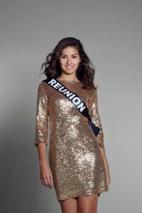 Ambre Nguyen is representing Réunion at Miss France 2017