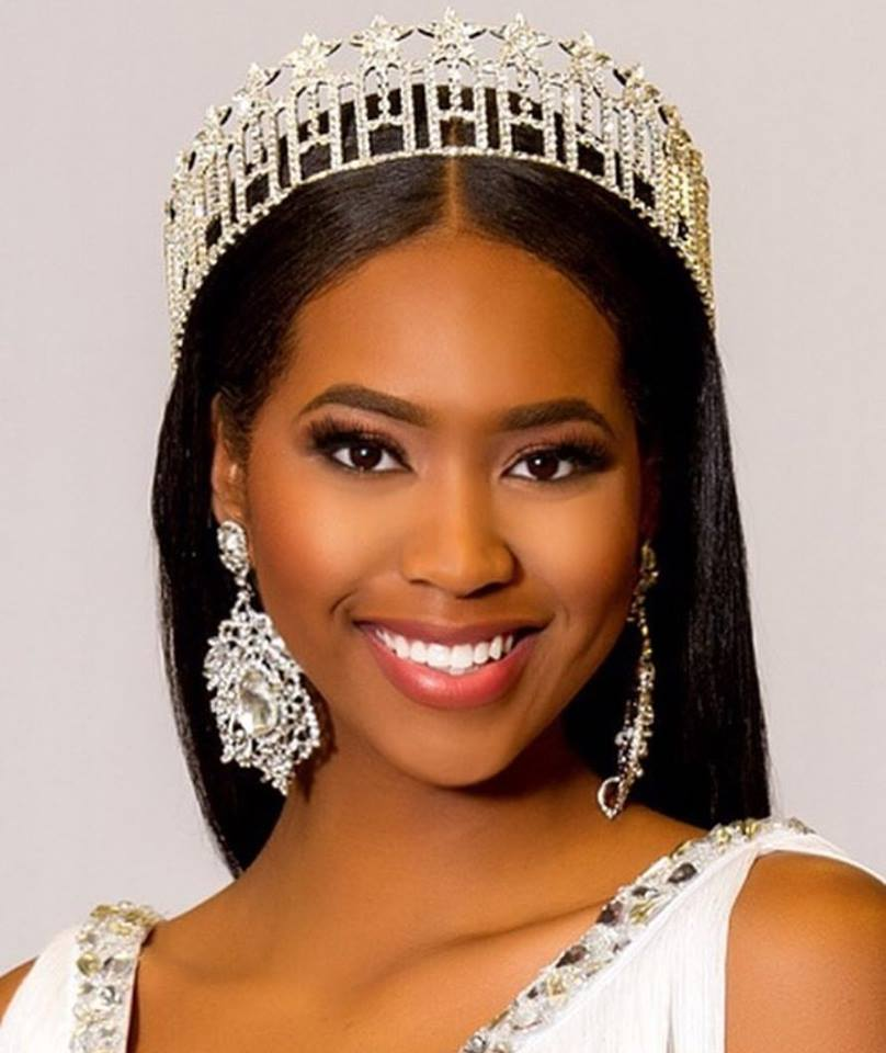 Bayleigh Dayton is representing Missouri at Miss USA 2017