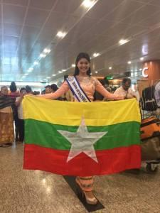 Miss World 2016 Contestants