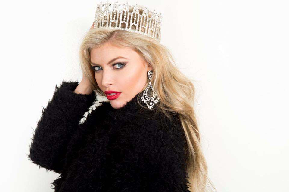 Jasmine Fuelberth is representing Nebraska at Miss USA 2017
