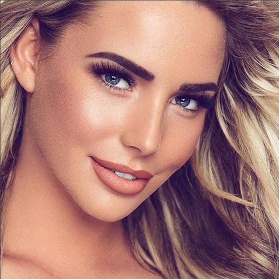 Lauren York is representing Nevada at Miss USA 2017