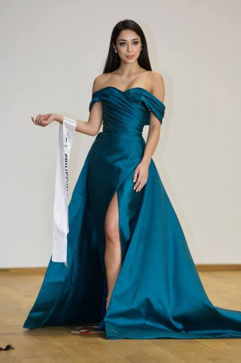 Miss Supranational 2016 Evening Gown