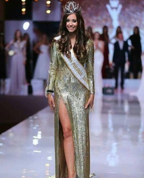 Izabella Krzan crowned Miss Polonia 2016