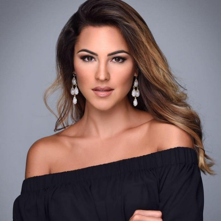 Kelsey Swanson is representing Rhode Islands at Miss USA 2017