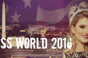 Miss World 2016 Pre-Arrival Hotpicks