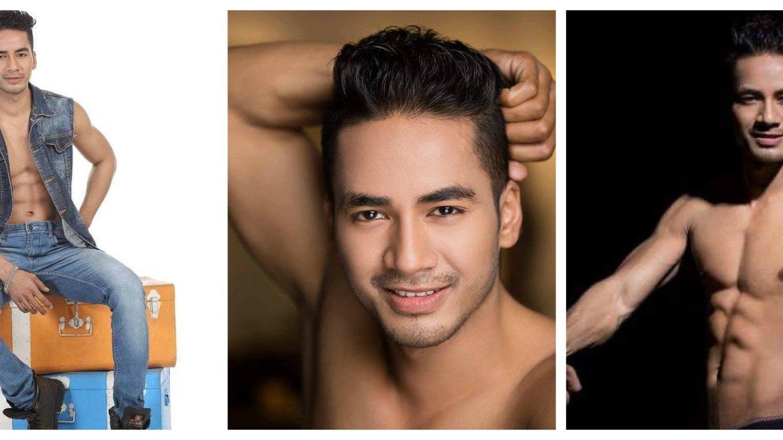 Sanju Ray, Rubaru Mr. India 2016, shall represent India at Mister Tourism World