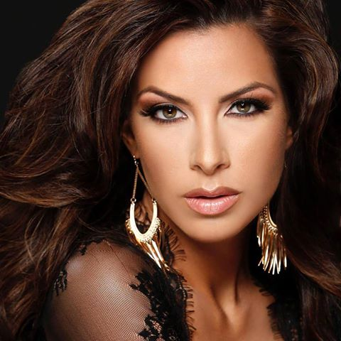 Nancy Gonzalez is representing Texas at Miss USA 2017