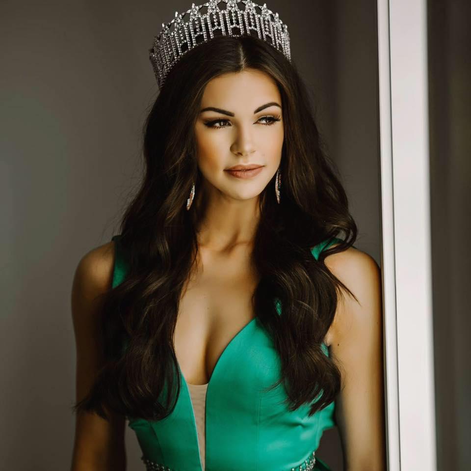 Baylee Jensen is representing Utah at Miss USA 2017