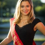 Elisabeth Van Dijck is one fo the Miss Belgium 2017 contestant
