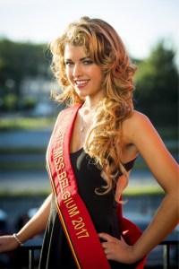 Kyara Schacht is one fo the Miss Belgium 2017 contestant