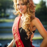 Kyara Schacht is one fo the Miss Belgium 2017 contestant