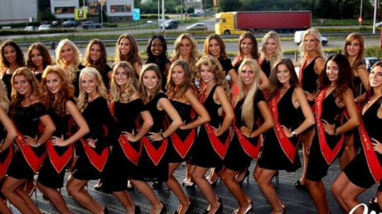 Miss Belgium 2017 Contestants