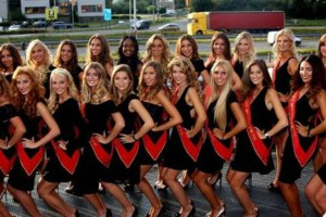 Miss Belgium 2017 Contestants
