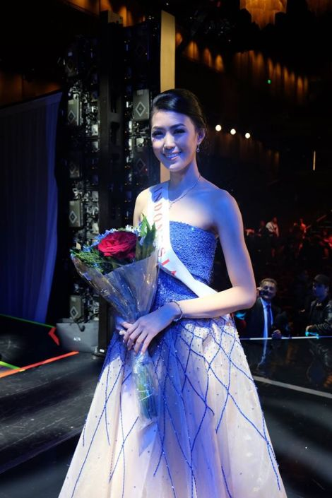 Indonesia's Natasha Mannuela won Beauty With a Purpose & finished 2nd in Top Model.  Her presence in Top 3 is justified with these points, but majority pageant fans find her unsuitable for such high placement.
