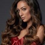Miss Austria-Dajana Dzinic during Miss Universe 2016 glamshots