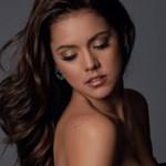 Miss Belize-Rebecca Rath during Miss Universe 2016 glamshots
