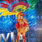 Miss Bolivia,Antonella Moscatelli Saucedo during Miss Universe 2016 National Costume presentation