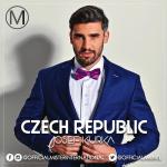 Josef Kůrka is representing Czech Republic at Mister International
