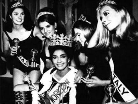 An ode to Eve's Weekly Miss India, the first beauty pageant of India