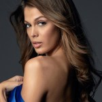 Miss France -Iris Mittenaere during Miss Universe 2016 glamshots