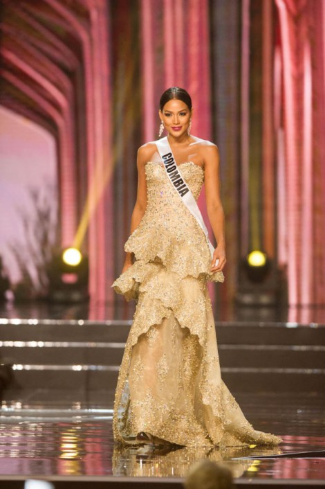 Colombia, Miss Universe 2016