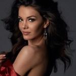 Miss Hungary- Veronika Bodizsduring Miss Universe 2016 glamshots