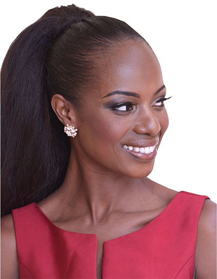 Mary Esther Were will be representing Kenya at Miss Universe 2016