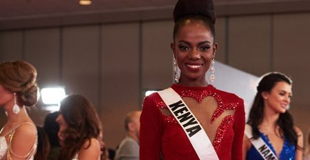 Miss Kenya 2016, Mary Esther Were