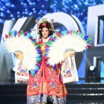 Korea, Jenny Kim during Miss Universe 2016 National Costume presentation