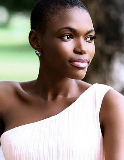 Hawa Kamara will be representing Sierra Leone at Miss Universe 2016