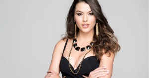 Lou-Marie Taljaard is one of the semi finalist of Miss South Africa 2017