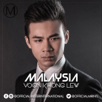 Lew Voon Khong is representing Malaysia at Mister International